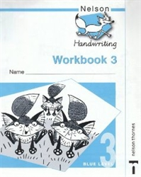 9780748770120 nelson handwriting workbook 3 pack of 10 south africa. Black Bedroom Furniture Sets. Home Design Ideas