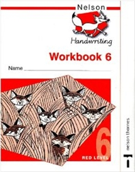 9780748770151 nelson handwriting workbook 6 pack of 10 south africa. Black Bedroom Furniture Sets. Home Design Ideas